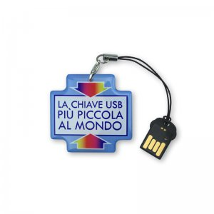 USB Custom Micro 4GB