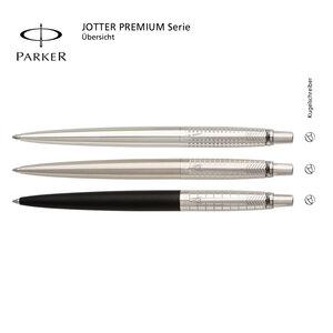 parker jotter premium kugelschreiber linished chsld c c sfr. Black Bedroom Furniture Sets. Home Design Ideas