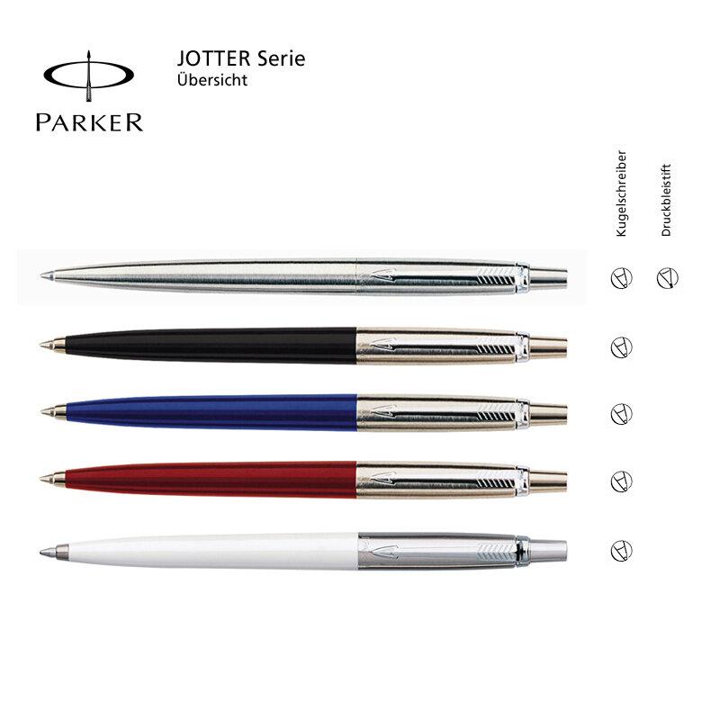 parker jotter kugelschreiber weiss c c sfr. Black Bedroom Furniture Sets. Home Design Ideas